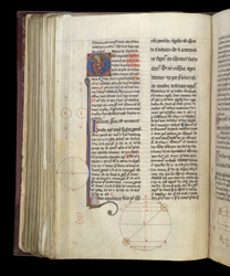 A Collection of Astronomical and Mathematical Treatises f.133v